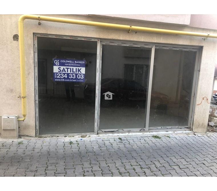 Bankadan Tekirdağ'da Satılık 155 m2 Dükkan
