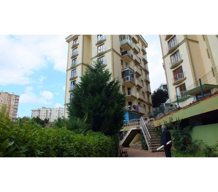 Fulya Evlerinde Takasa Açık 137 m2 ebeveyn Banyolu 3+1 Daire