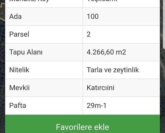 ELFİ'DEN BURSA İZNİK'TE, GÖL MANZARALI, TARLA VE FAAL ZEYTİNLİK