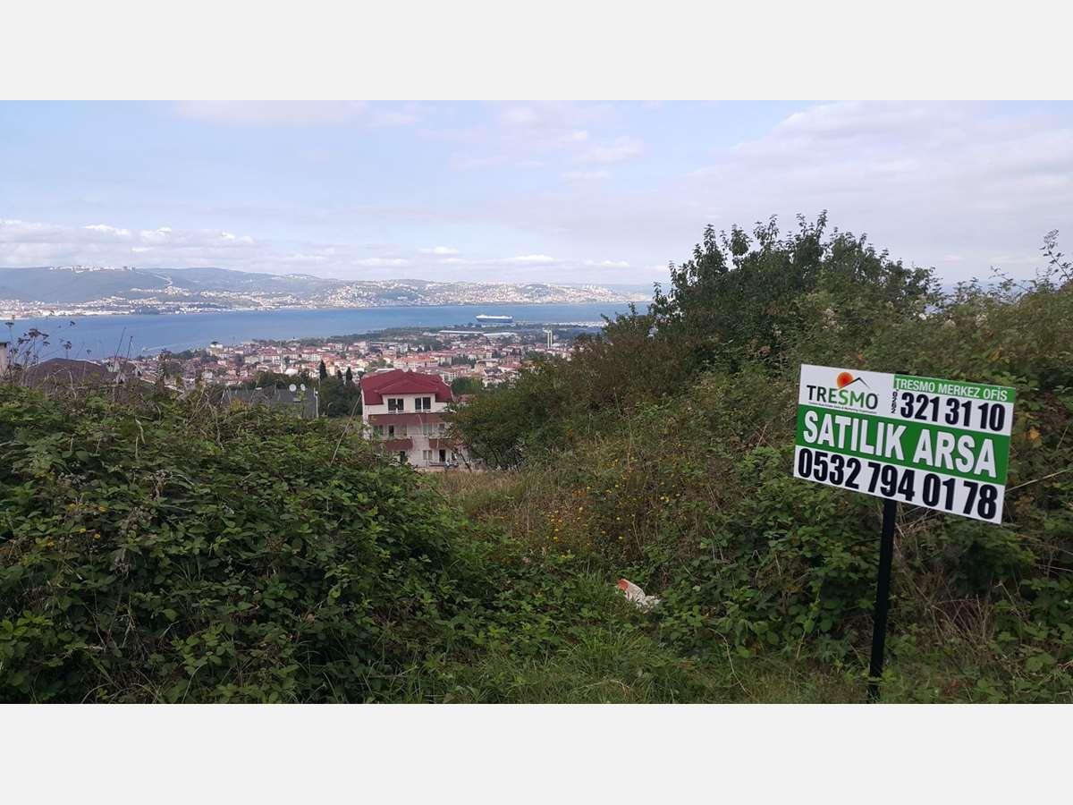 ÖNÜ KAPANMAZ PANOROMİK DENİZ MANZARALI İMARLI ARSA... - 5
