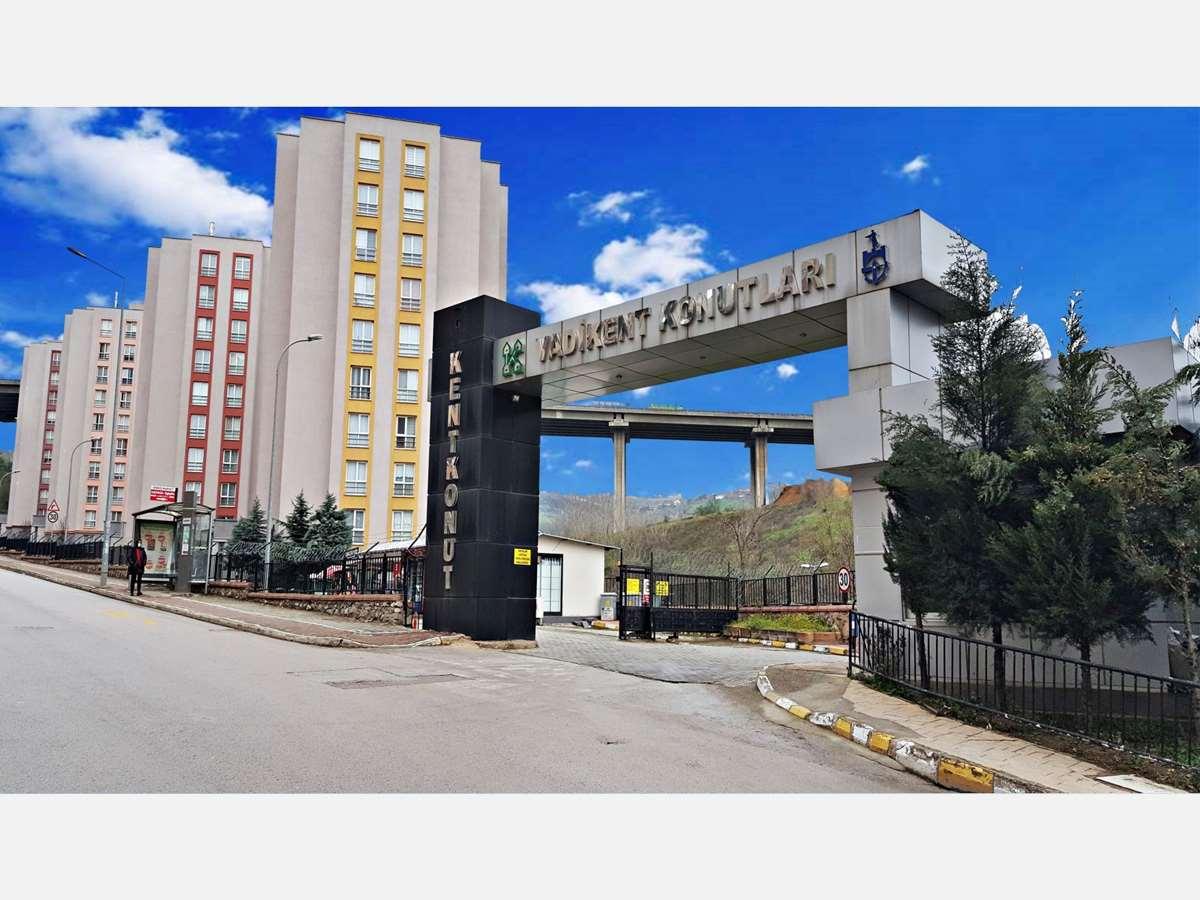 """KENT KONUT VADİ KENT EVLERİ SATILIK ARA KAT DAİRE"" - 1"
