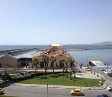 Konak Cumhuriyet Bul. Deniz Manzaralı 40 m2 Kiralık Büro-Ofis