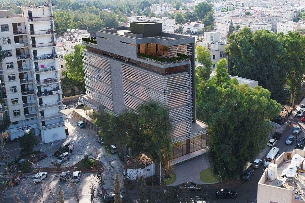 Kuzey Kıbrıs'ta Lefkoşa'nın En İşlek Yerinde Satılık Komple Bina - 6