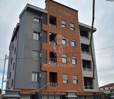Podgorica'da 30m² Satılık Stüdyo Daire