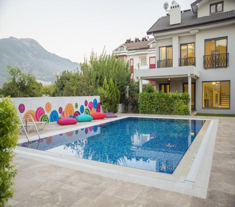 Fethiye de satılık ultra lux villa