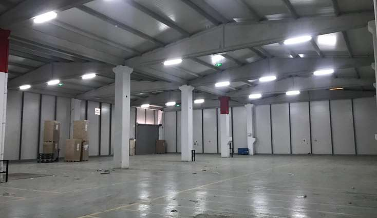 ELFİ den M.ÇAVUŞTA 2.700 m2 KİRALIK FABRİKA