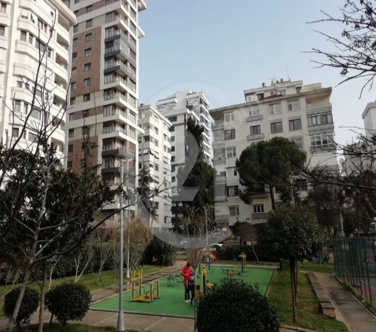 APARTMENT FOR SALE AT ISTANBUL ALSO SUITABLE FOR CITIZENSHIP