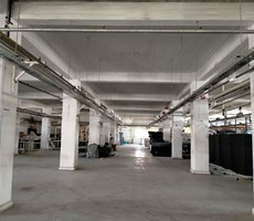 Konak Zeytinlik'te 1200 m2 Kiralık Tekstil Konfeksiyon Atölyesi
