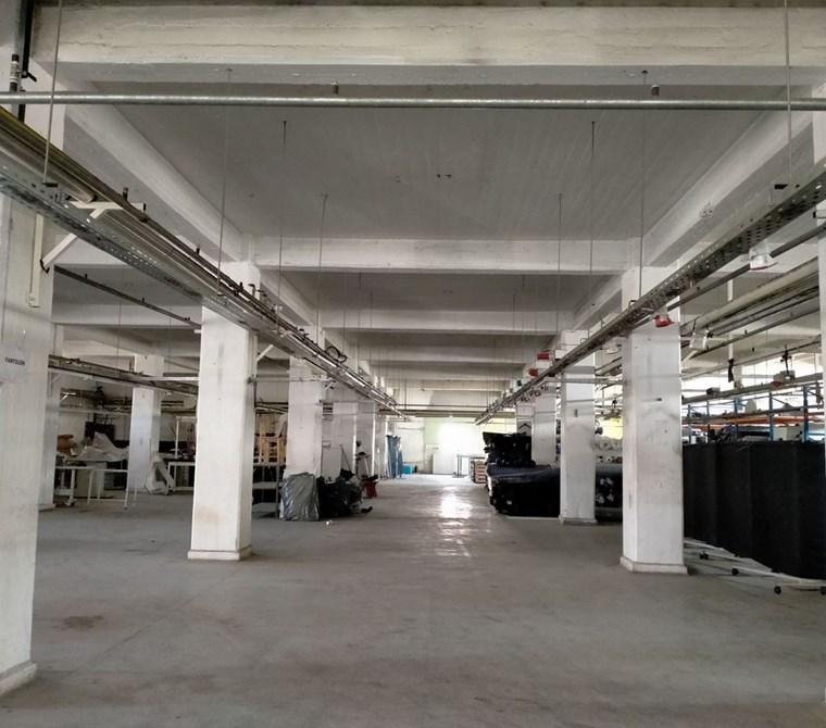 Konak Zeytinlik'te 6.000 m2 Komple Kiralık Bina