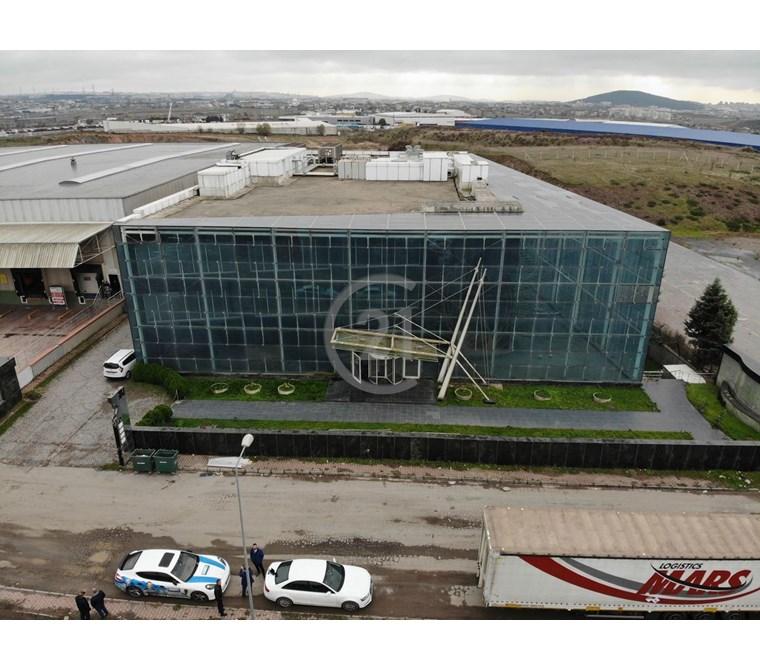 Sabiha Gökçen havalimanına çok yakın 9.000m2 A+ Kiralık Plaza