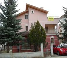 Bankadan Satılık Ankara/Akyurt'da Bahçeli Dubleks Ev