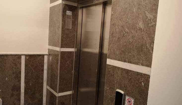 Balıkesir Paşaalanı nda Elfi den Satılık Arakat Asansörlü 2+1