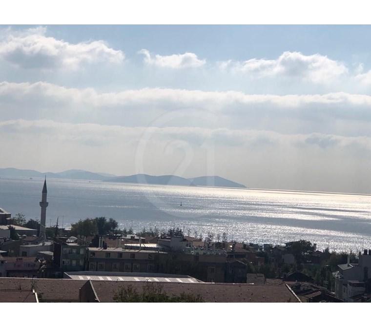 Sultanahmetde Deniz manzaralı kaçırılmaz daire