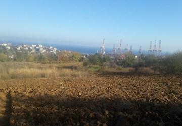 TEKİRDAĞ SÜLEYMANPAŞA BARBAROS'TA DENİZ MANZARALI ARSA