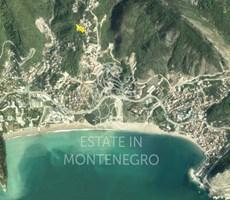 Konut inşaatı için arazi, Budva, 984m²