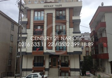 C21 NAR Ofis - Harman Sokak'ta Kiralık 2+1 Bahçe Katı Daire