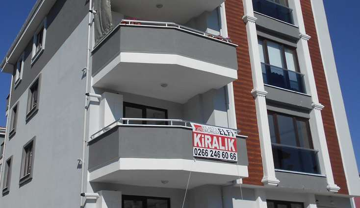 ELFİ den İzmiryolu Caddesi Yanında Arakat KİRALIK 3+1 Daire