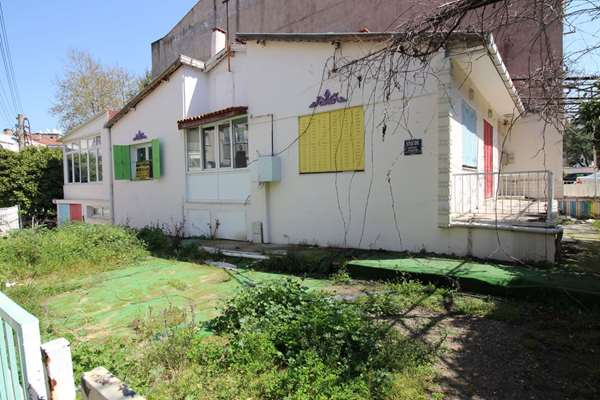 İşyerine Uygun 250m² Bahçe İçinde Kiralık Müstakil Ev