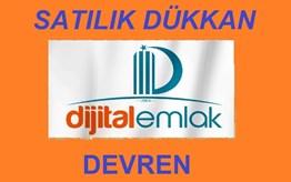 Bursa Ulucami önü 100.Yıl Altgeçidinde Devren Satılık Dükkan