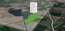 Projesi Hazır Satılık 25 Dönüm Çiftlik Arsası.