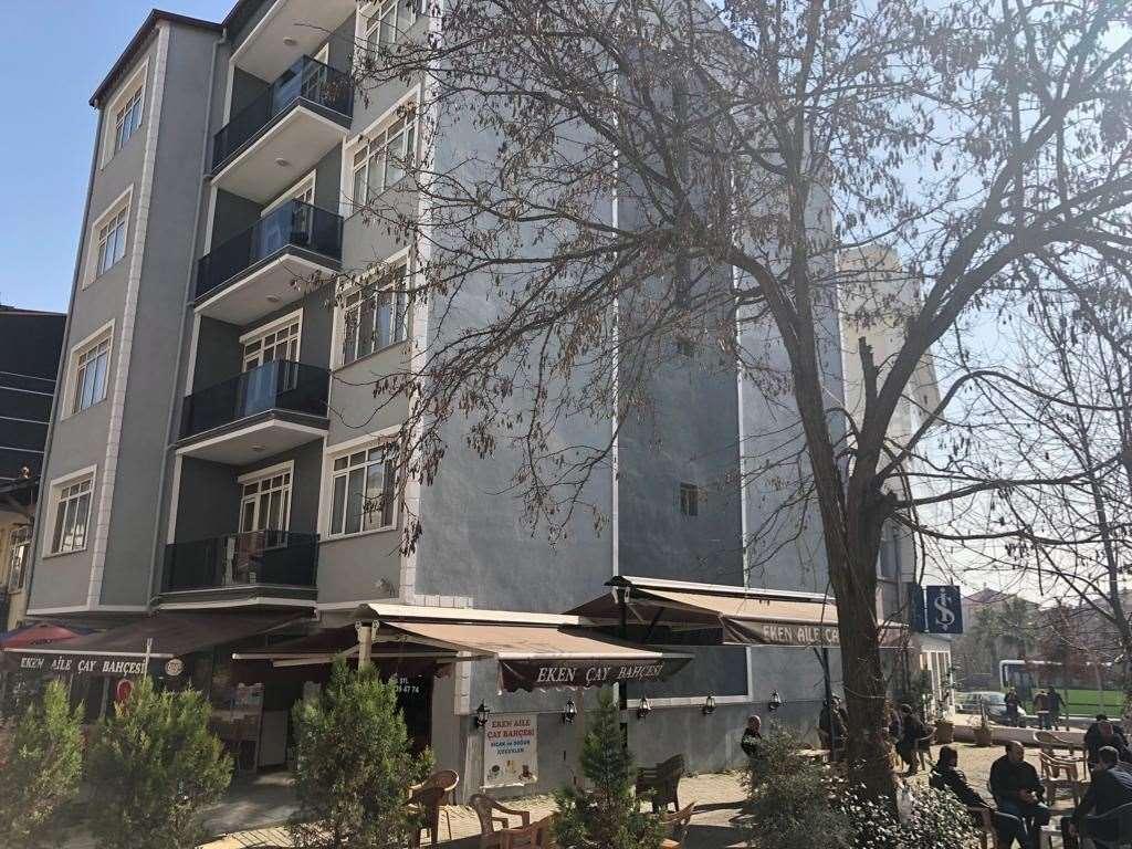 BANKALAR CADDESİNDE SATILIK TİCARİ ARSA - 6
