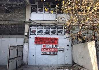 ELFİ den DOKUMACILAR-DÖKÜMCÜLER ' DE 1.160 m2 KİRALIK ATÖLYE