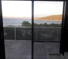 İzmir Çeşme Paşalimanı Denize Sıfır Satılık Lüks Villa