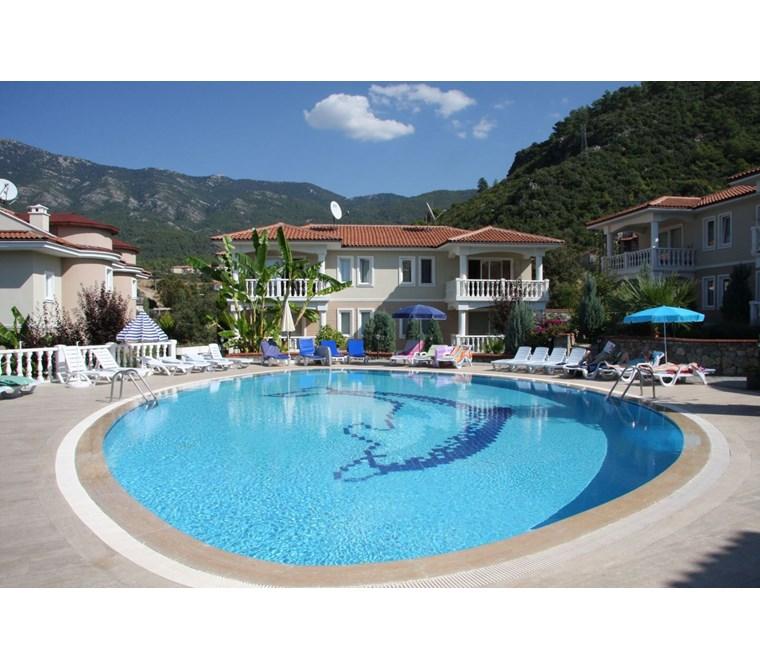 Long term rental apartment in located Ovacık Ölüdeniz