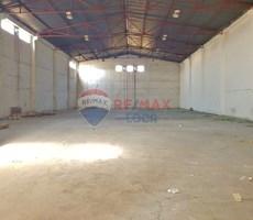 REMAX LOCA SERBEST BÖLGE'DE 1.100 M2 KİRACILI DEPO