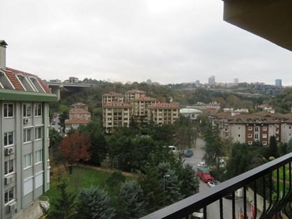 Ortaköy'de Güvenlikli Binada Mobilyalı Dubleks Daire