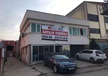 ELFİ den ÇALI SANAYİ BÖLGESİNDE 973 m2 SATILIK FABRİKA