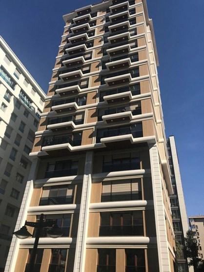 Şaşkınbakkal Sahilde Yeni Binada Kısmi Manzaralı Satılık Daire
