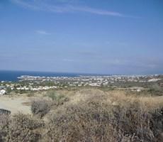 Alsancak EscapeBeach üstünde 5 Dönüm Deniz Manzaralı Arazi