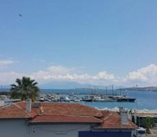 İzmir Çeşme Ilıca Denize Çok Yakın Kiralık Daire