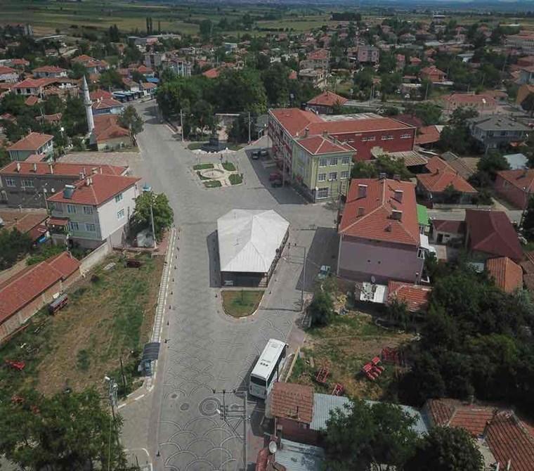 KIRKLARELİ KAVAKLI 675 m2 İMARLI İFRAZLI ARSA