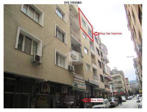Bankadan Satılık Manisa Alaşehir Daire