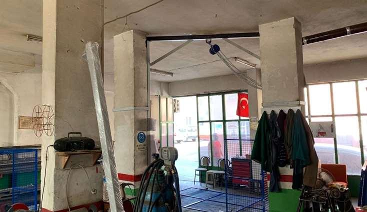 ELFİ den NAMIK KEMAL DE KOMPLE SATILIK BİNA