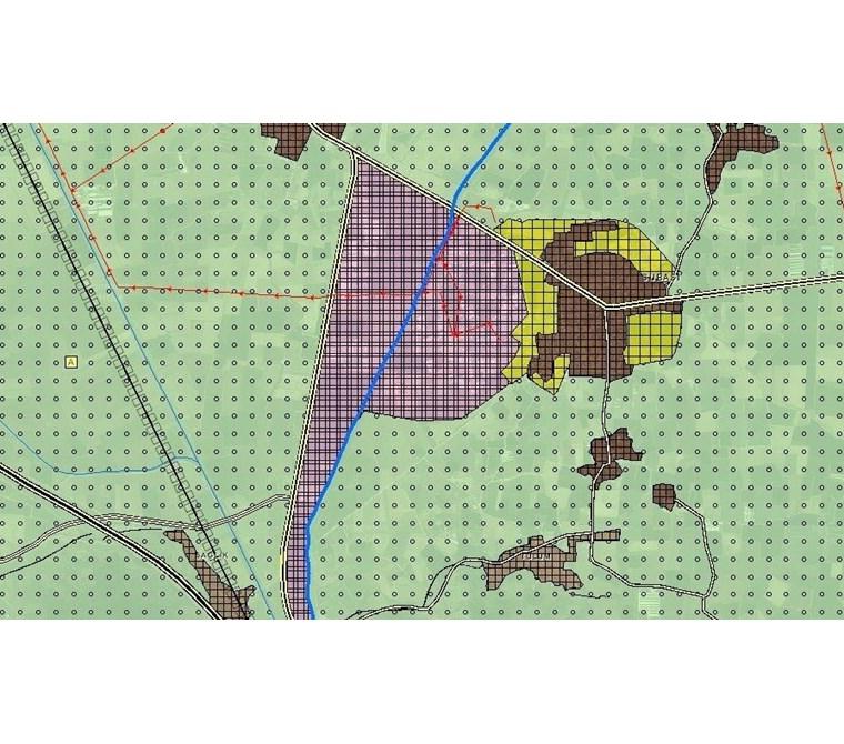 Torbalı Subaşı Sanayi Bölgesinde, 2.450 m2 Sanayi imarlı arsa.