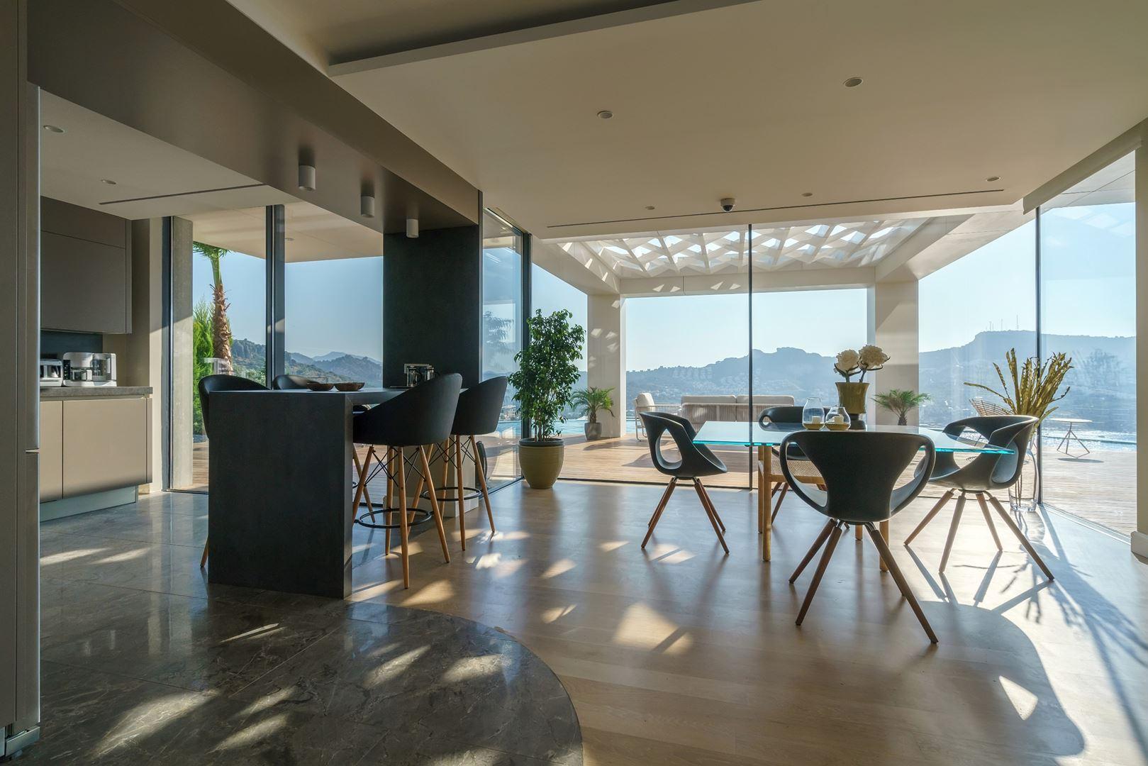 Villa Modern Gündoğan Bodrum