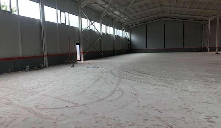 ELFİ den ÇALI SANAYİ BÖLGESİNDE TEK KAT 1.000 m2 KİRALIK FABRİKA