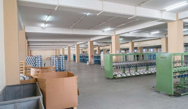 ELFİ den ORGANİZE SANAYİ BÖLGESİNDE 6.600 m2 KİRALIK FABRİKA