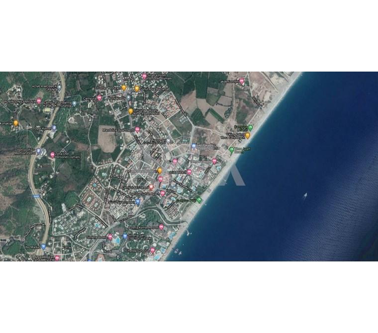 Kemer Çamyuva Satılık Otel Arsası - 28 Dönüm - RW APEX