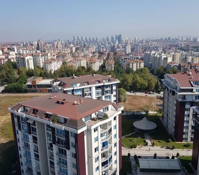 İstanbul Bahçeşehir'de Satılık Ultra Lüks 1+1 Daire
