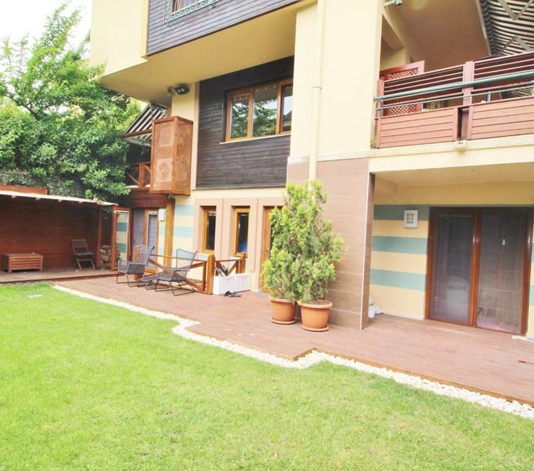 Sinpaş Aqua City 1 Bodrum Katlı 213m2 7+2 Garden Villa ÇEKMEKÖY