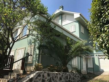 Beykoz Konakları'nda Garajlı C Tipi Kiralık Villa