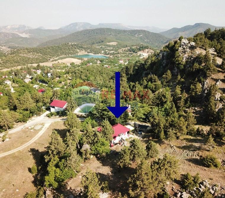 REMAX LOCA FINDIKPINARI'NDA 540 M2 ARSA İÇERİSİNDE EŞYALI 2+1