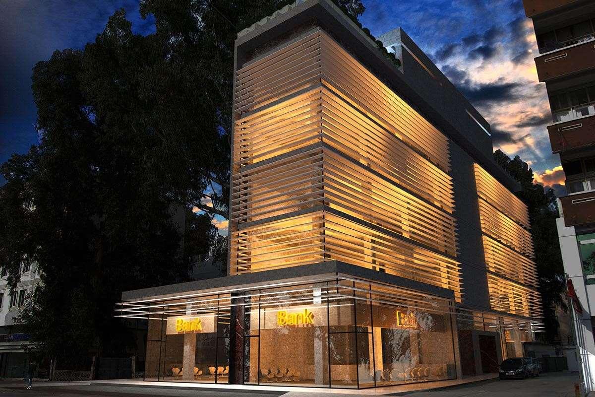 Kuzey Kıbrıs'ta Lefkoşa'nın En İşlek Yerinde Satılık Komple Bina - 3