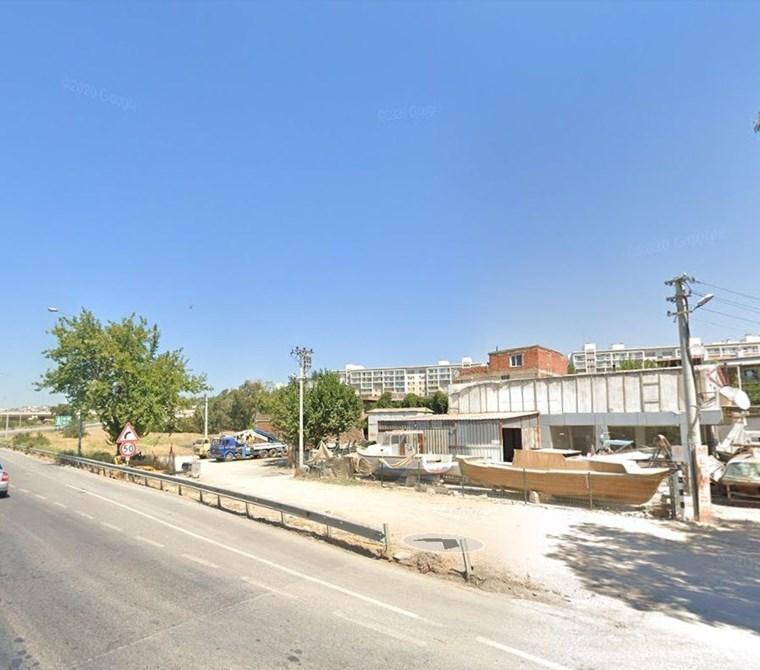 Karşıyaka Cumhuriyet-Şemikler 8 Kat imarlı Arsa Yatırım Fırsatı!