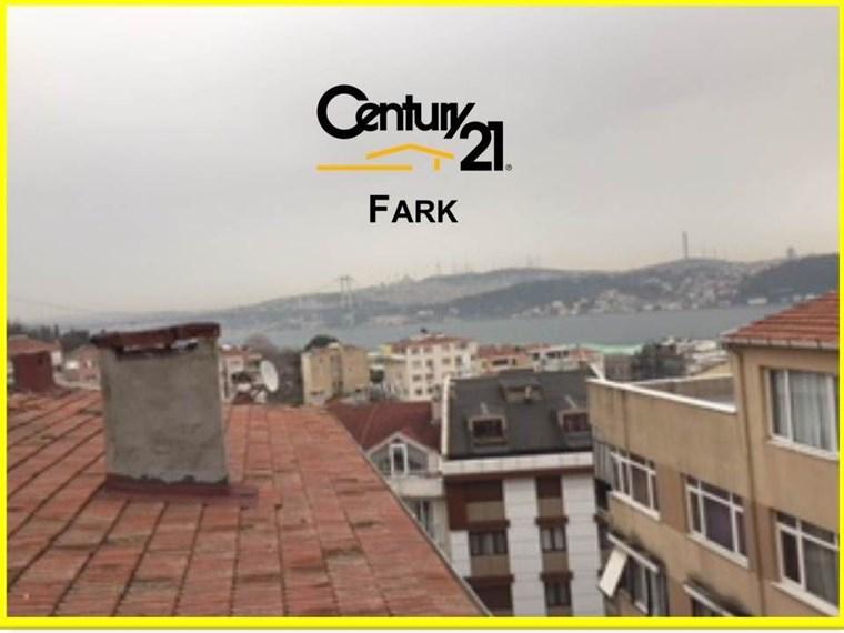 Beşiktaş, Çırağan 'da Deniz Manzaralı 3+1 Satılık Daire