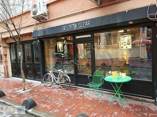 Beyoglu Evden Cihangir'de 2400tl Kira Getirili Satılık Dükkan